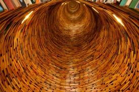 spiraling books