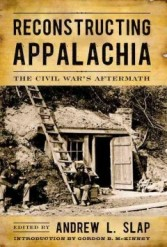 book cover for Reconstructing Appalachia
