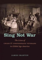 book jacket for Sing Not War