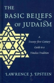 Book cover Basic Beliefs of Judaism