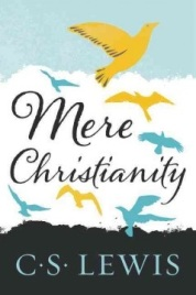 Book cover Mere Christianity by C.S. Lewis