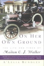 book cover of On Her Own Ground