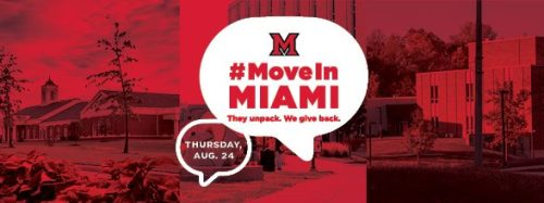 Move In Miami Campaign banner