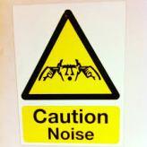 construction noise graphic