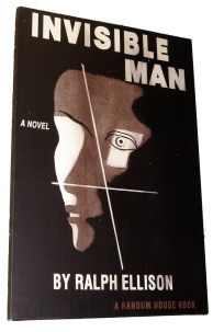 Book cover of Invisible Man by Ralph Ellison