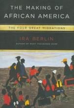 Book cover - Ira Berlin title