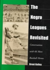book cover image - negro leagues revisited