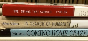 haiku made from library book titles