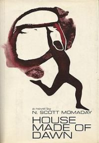 book cover of the novel House Made of Dawn